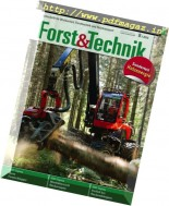 Forst & Technik - Nr.8, 2016