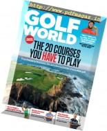 Golf World UK - October 2016