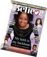 iBelieve Magazine - September 2016