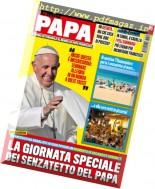 Il Mio Papa - 31 Agosto 2016