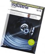 Industrie Anzeiger - Nr.18, 2016