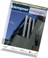 Klempner Magazin - Nr.5, 2016
