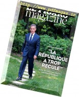 Le Figaro Magazine - 26 Aout 2016