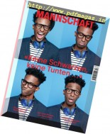 Mannschaft Magazin - September 2016