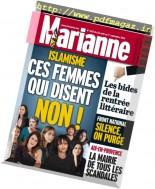 Marianne - 26 Aout au 1 Septembre 2016
