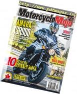 Motorcycle Mojo - September-October 2016