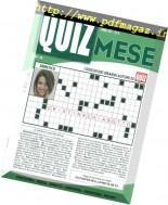Quiz Mese - Agosto 2016