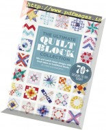 The Ultimate Quilt Block Collection - 2016