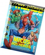 Mundo Estranho - Brazil - Issue 185, Setembro 2016