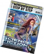 Airbrush Step By Step - July-September 2016 (English Edition)