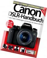 Das Canon DSLR Handbuch - 07-2016