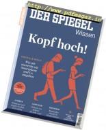 Der Spiegel Wissen - September 2016