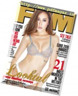 FHM Thailand - August 2016