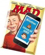 MAD Magazine USA - October 2016