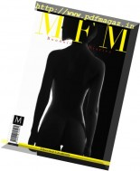 Mcglory Fashion Magazine - Boudoir Edition, August 2016