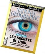 National Geographic France - September 2016