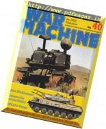 War Machine - N 40, 1984