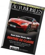 Automobiles Classiques - Septembre-Octobre 2016