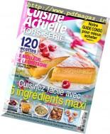 Cuisine Actuelle - Hors-Serie - Septembre-Octobre 2016