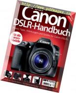 Das Canon DSLR Handbuch - 08-2016