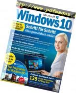 PC-Welt - Schritt fur Schritt Nr.1 - September-November 2016