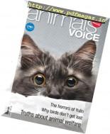 Animals' Voice - Spring 2016