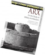 ARX Occasional Papers - N 5, 2015