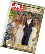 OK! First for Wedding News - 6 September 2016