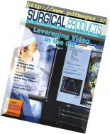 Surgical Products - July 2016
