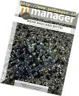 Immobilienmanager - Nr.8, 2016