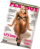 Playboy Croatia - Rujan 2016