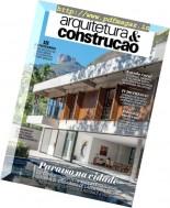 Arquitetura & Construcao - Setembro 2016