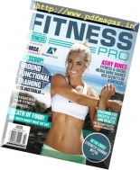 Fitness Pro - August-October 2016