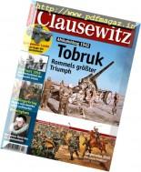 Clausewitz - Juli-August 2016