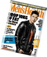 Men's Health Singapore - October 2016