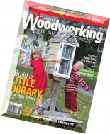 Canadian Woodworking & Home Improvement - August-September 2016