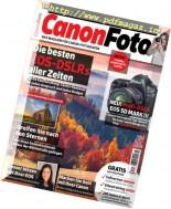CanonFoto - Nr.5, 2016