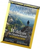 National Geographic Germany - Oktober 2016