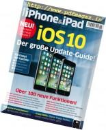 PC-Welt Sonderheft iPhone & iPad - Nr.1, Oktober-Dezember 2016