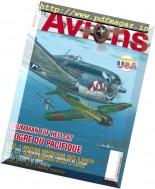 Avions - Septembre-Octobre 2016