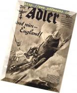 Der Adler - N 14, 9 Juli 1940