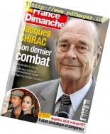 France Dimanche - 23 au 29 Septembre 2016