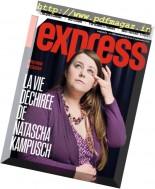 L'Express - 21 au 27 Septembre 2016
