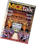 MICE Talk - September 2016