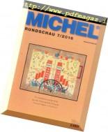 Michel - Rundschau - N 7, 2016