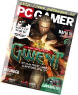 PC Gamer UK - November 2016