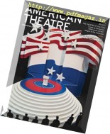 American Theatre - September 2016
