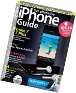 Chip Sonderheft - Der ultimative iPhone Guide - Oktober 2016