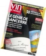 La Revue du Vin de France - Octobre 2016