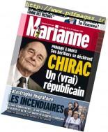 Marianne - 23 au 29 Septembre 2016